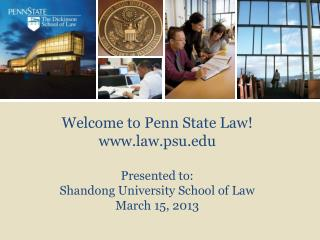 Legal Education in the U.S.