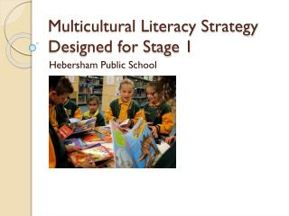 Multicultural Literacy Strategy Designed for Stage 1