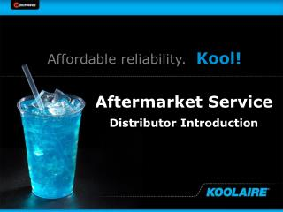 Affordable reliability.   Kool !