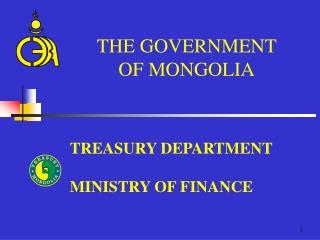 TREASURY DEPARTMENT MINISTRY OF FINANCE