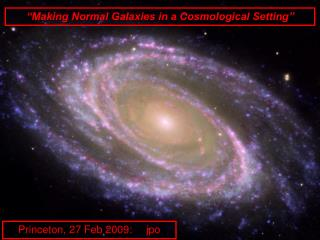 """Making Galaxies Red and Dead Without Feedback"""
