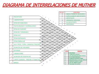 DIAGRAMA DE INTERRELACIONES DE MUTHER