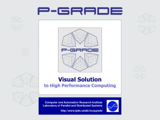 Visual Solution to High Performance Computing