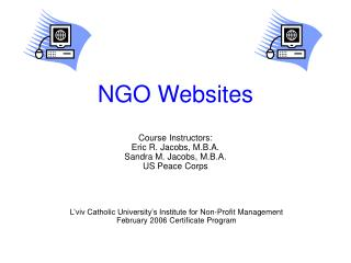 NGO Websites