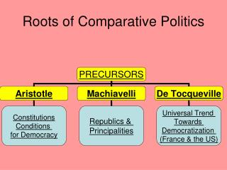 Roots of Comparative Politics