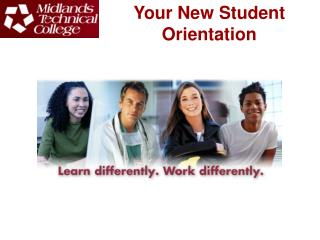Your New Student Orientation