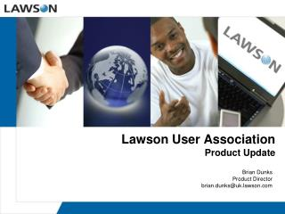 Lawson User Association Product Update