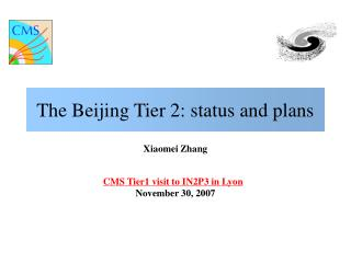 The Beijing Tier 2: status and plans