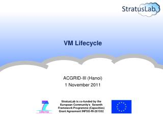 VM  Lifecycle