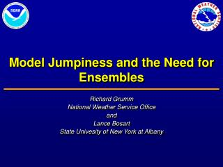 Model Jumpiness and the Need for Ensembles