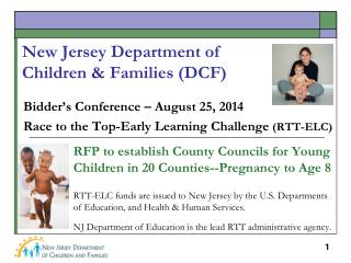New Jersey Department of  Children & Families (DCF)