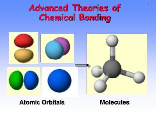 Advanced Theories of Chemical Bonding