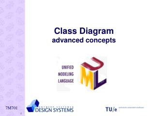 Class Diagram advanced concepts
