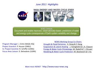 Want more NEWS?    nasa-news