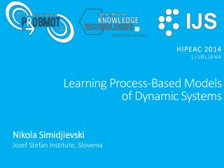 Learning Process-Based Models of Dynamic Systems