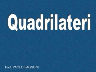 Quadrilateri