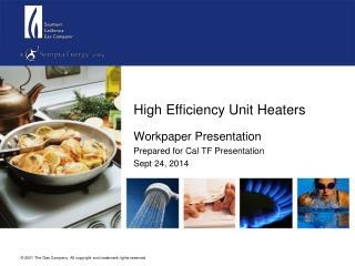 High Efficiency Unit Heaters
