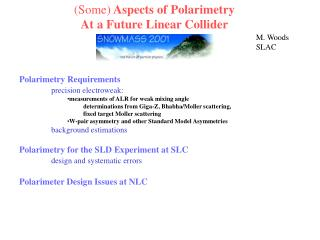 (Some) Aspects of Polarimetry At a Future Linear Collider