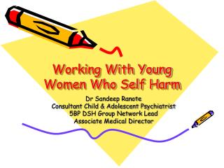 Working With Young Women Who Self Harm