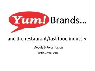 Brands…