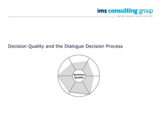 Decision Quality and the Dialogue Decision Process