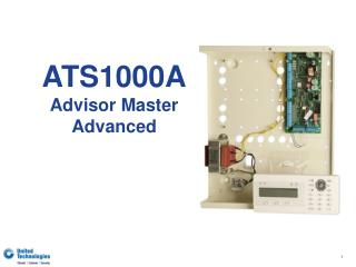 ATS1000A Advisor Master Advanced