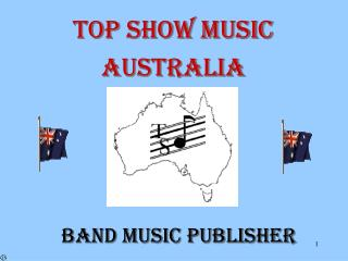 BAND MUSIC PUBLISHER