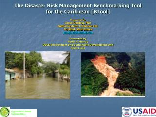 The Disaster Risk Management Benchmarking Tool for the Caribbean [BTool]