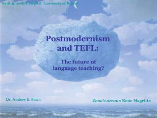 Postmodernism and TEFL: