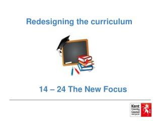 Redesigning the curriculum