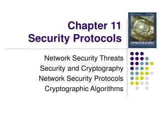 Chapter 11 Security Protocols