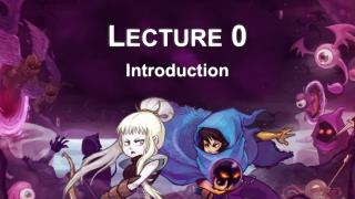 Lecture 0