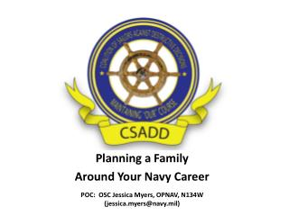 Planning a Family  Around Your Navy Career