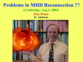 Problems in MHD Reconnection ??