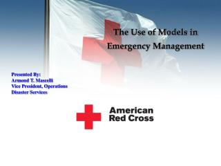 The Use of Models in Emergency Management