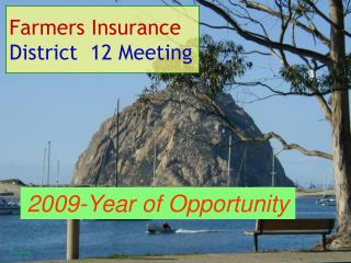 Farmers Insurance  District  12 Meeting