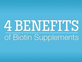 Win At Health By Using Biotin: The Four Benefits of Biotin S