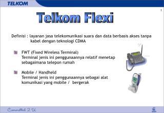 Telkom Flexi