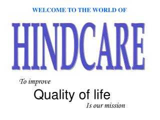 HINDCARE
