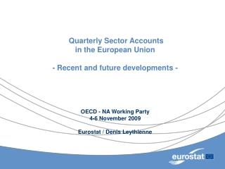 Euro Area Accounts Households