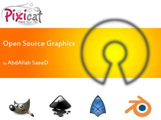 Open Source Graphics by AbdAllah SaeeD