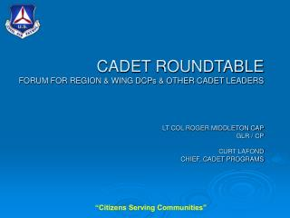 CP08_Cadet_Roundtable