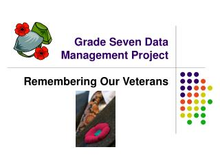Grade Seven Data Management Project