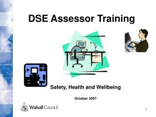 DSE Assessor Training