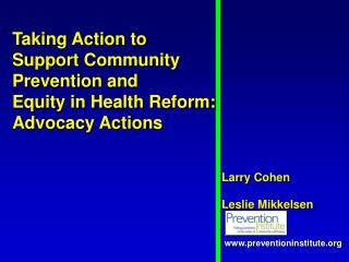 preventioninstitute