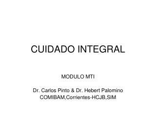 CUIDADO INTEGRAL