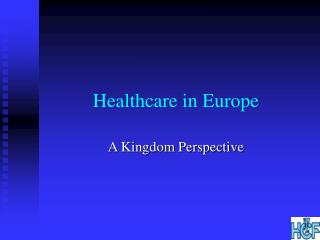 Healthcare in Europe