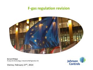 F-gas regulation revision
