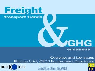 Freight  transport trends
