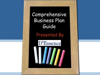 Comprehensive Business Plan Guide